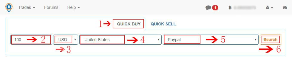 Buy Bitcoin With PayPal localbitcoins