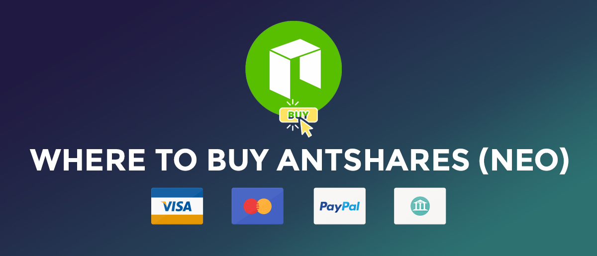 Buy antshares Neo coin